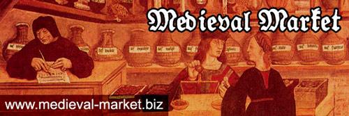 Médiéval Market, boutique médiévale