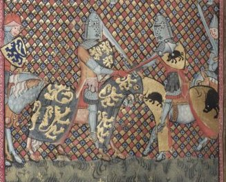 Image De Chevalier Du Moyen Age chevalier du moyen- ge